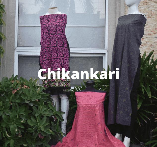 Chikankari