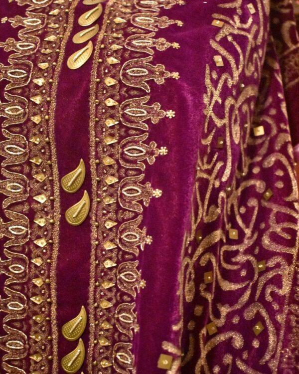 velvet rosewood closeup