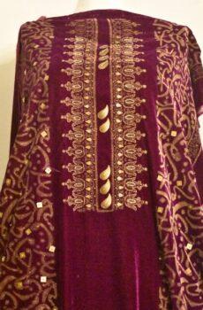 velvet Rosewood shirt