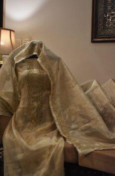 missouri shirt and tissue dupatta
